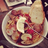 clam linguine obsession