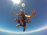 skydiving in the north shore